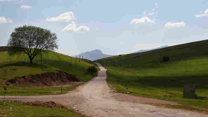 The rugged mountains of Tajikistan can hamper tuberculosis control. Nurses in rural areas have to walk to several villages each day to give patients antibiotic injections.