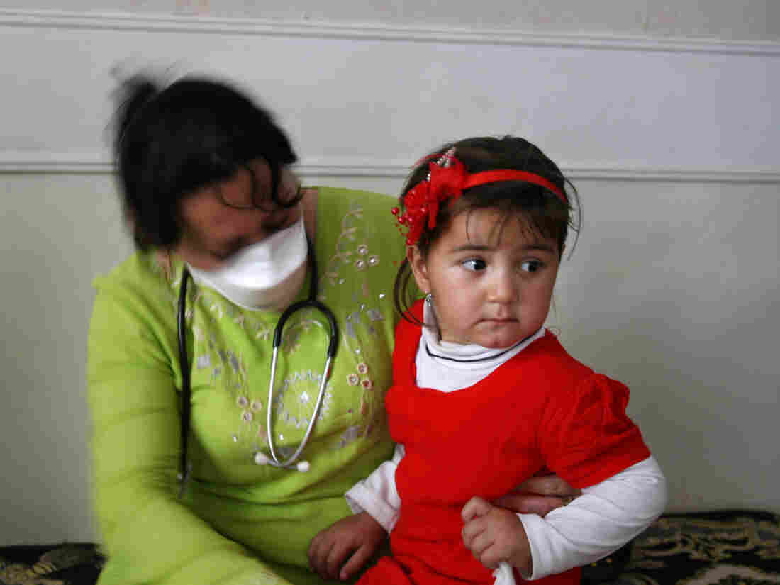 Ruqiya Hasanova,4, had a severe allergic reaction to one of her tuberculosis medicines. So doctors in Tajikistan had to special order drugs for her from Europe.