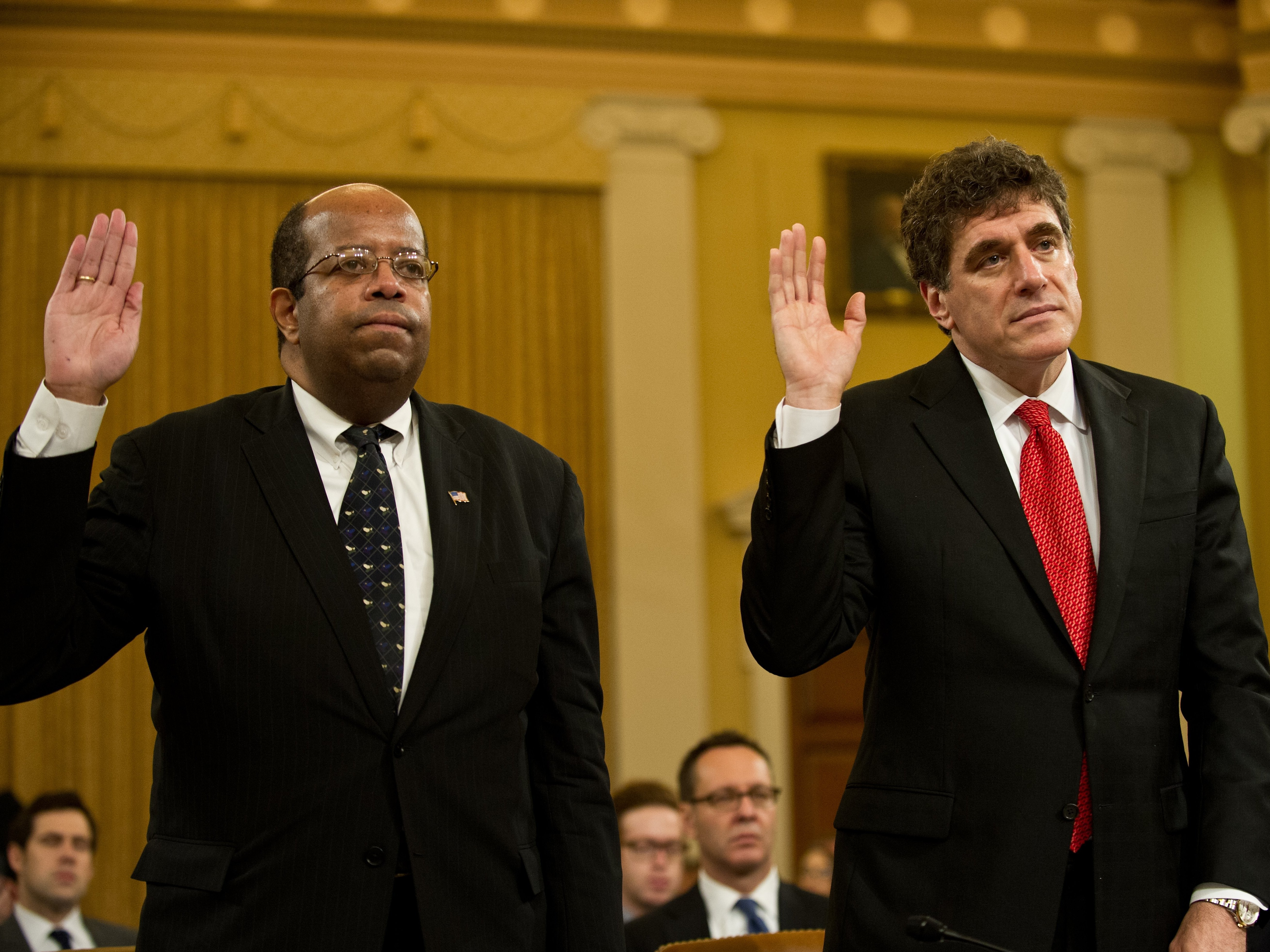Inspector General Changes Tune On IRS Scandal