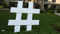 A show called #Hashtag encourages audience members to tweet during the performance.
