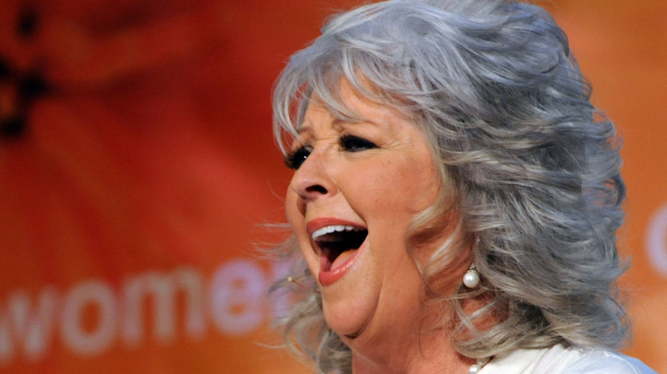 Seen here in 2009, Paula Deen recently lost her ongoing deal with Food Network. (AP)