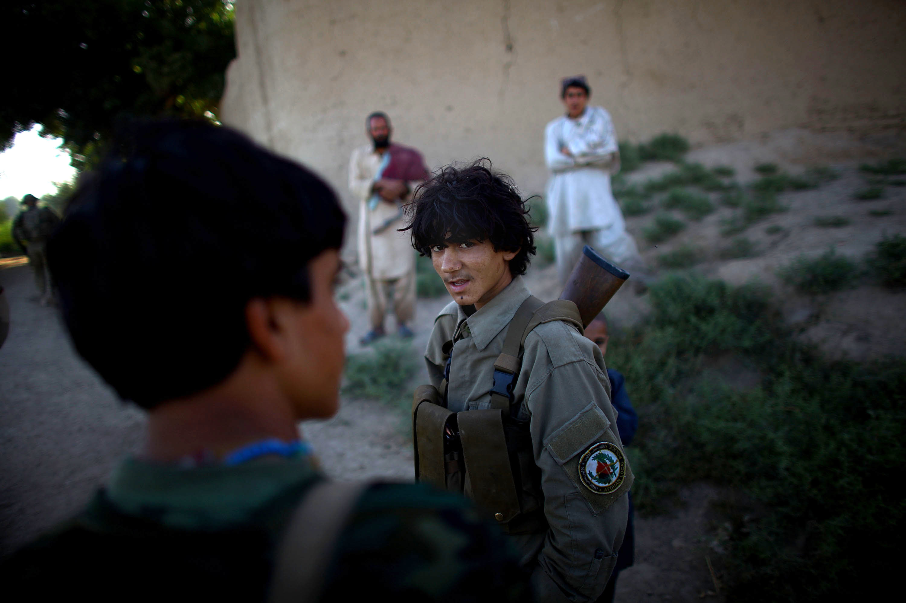 U.S. Pacifies An Afghan Village, But Will It Stay That Way?