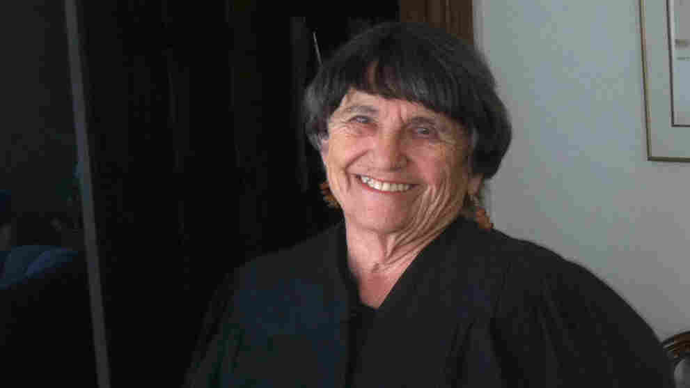 Bernice Frucht, 80, found what proved to be t