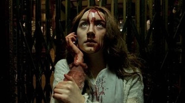 Saoirse Ronan plays Eleanor, an ancient (and uncharacteristically ethical) vampire in Neil Jordan's Byzantium. (IFC Films )