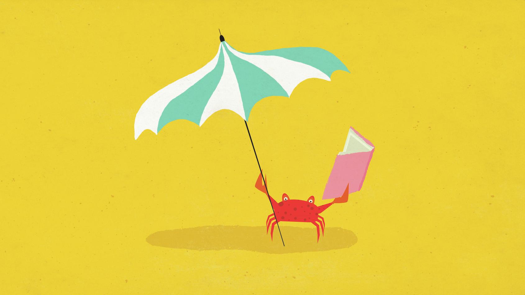 Summer Adventure: 5 Thrilling, Chilling, Far-Ranging Reads