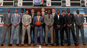 The top prospects in the NBA's 2013 draft include Nerlens Noel of Kentucky, Victor Oladipo of Indiana, Otto Porter of Georgetown, Alex Len of Maryland, Ben McLemore of Kansas, Trey Burke (front row C) of Michigan, Anthony Bennett of UNLV and Michael Carter-Williams of Syracuse.