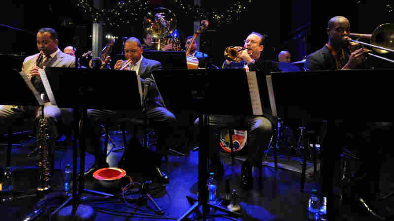 Wynton Marsalis And Vince Giordano, Big Phat Band On JazzSet