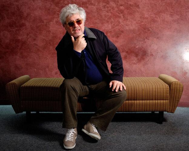 Director Pedro Almodovar.
