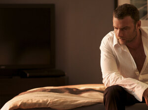 Liev Schreiber as Hollywood lawyer Ray Donovan in Ray Donovan.