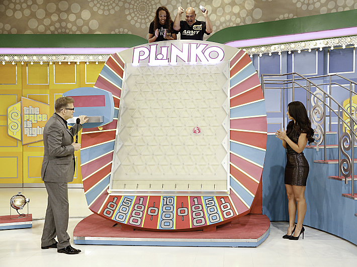 """Let Us Now Have A Heated Argument About Plinko. I'll Start."" via NPR"