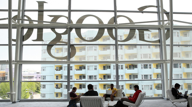Google is shutting down the Google Reader on Monday. (Getty Images)