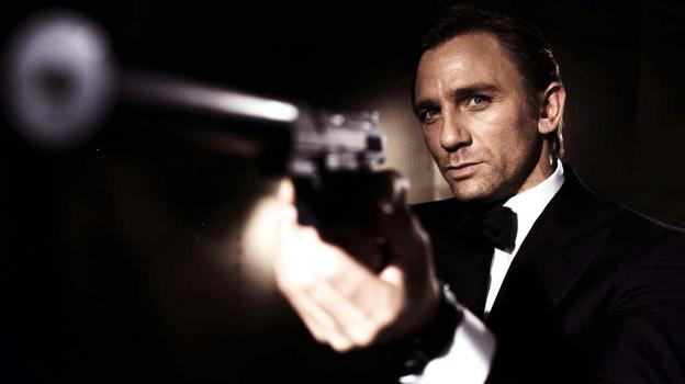 Daniel Craig as James Bond in Casino Royale. (AP)