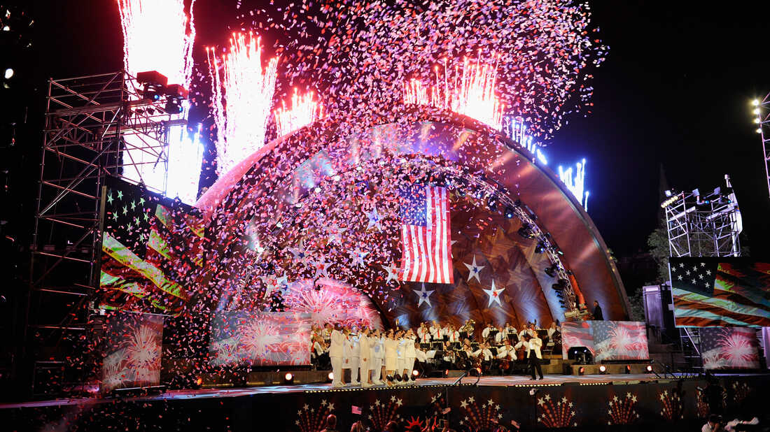 Why Tchaikovsky's Bells And Cannons Sound Every July 4