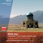 Reza Vali's new album, Toward That Endless Plain.