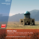 Reza Vali's new album, Toward That Endless Plain.