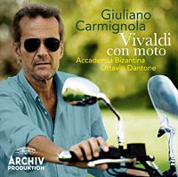 Giuliano Carmignola plays Vivaldi violin concertos.