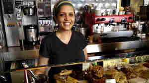 Chef Anita Jaisinghani owns Pondicheri, a casual spot serving up her take on the street foods of her native India.