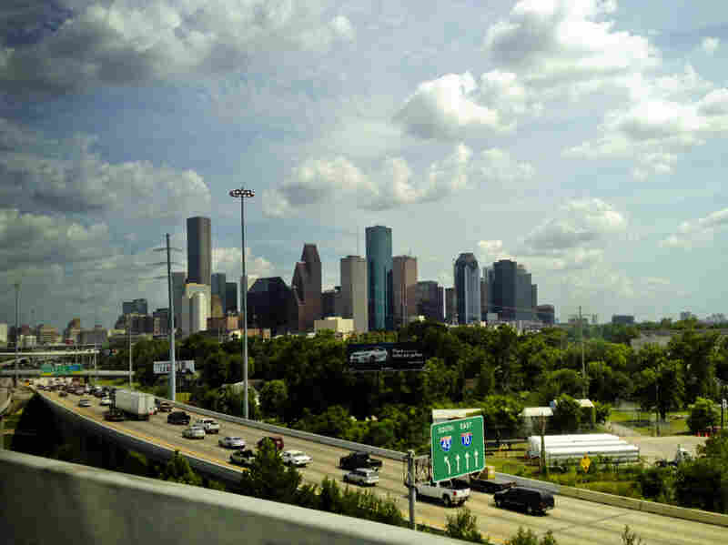The image of Houston as a booming oil town persists in the minds of outsiders, despite a vibrant surge of diversity.