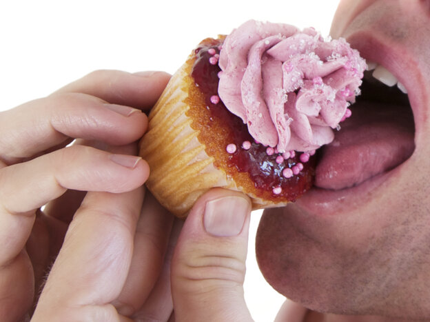The same genes that makes this cupcake taste so sweet could also play a role in his fertility.