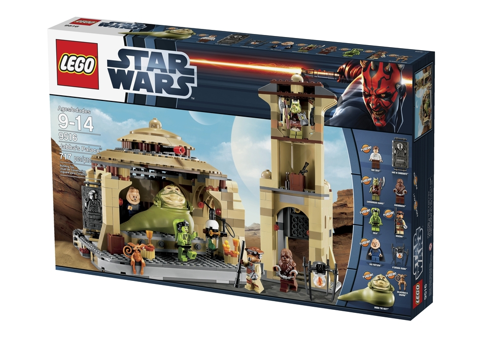 Lego created the Lego Friends in part because it was selling little to girls from the adventure franchise-themed sets like the ones from Star Wars. (Lego)
