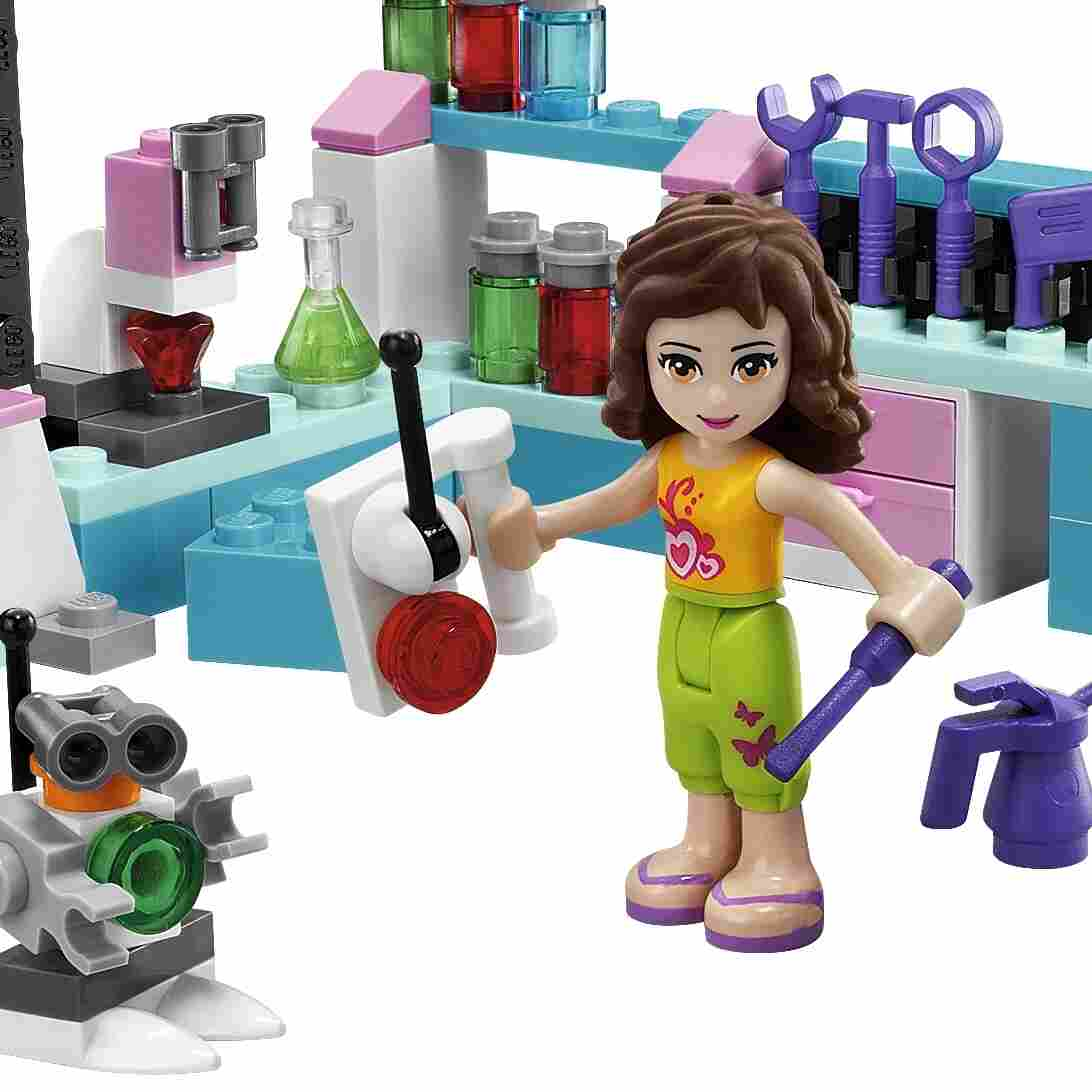 Girls' Legos Are A Hit, But Why Do Girls Need Special Legos?