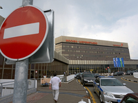Edward Snowden's home, for now: Moscow's Sheremetyevo Airport.