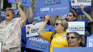 Gay Marriage Now A State-By-State Battle
