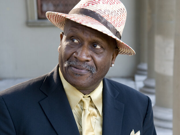 Taj Mahal is credited with helping popularize American blues over the course of his five-decade career.