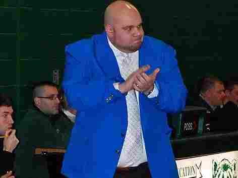Anthony Nicodemo is head  basketball coach at Saunders High School in Yonkers, N.Y.