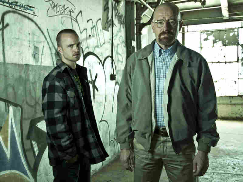Jesse Pinkman (Aaron Paul) and Walter White (Bryan Cranston) are plenty diffi