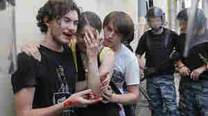 Banned From Marching, Russians Celebrate Gay Pride Online