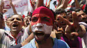 Massive Crowds Call For Egyptian President's Ouster