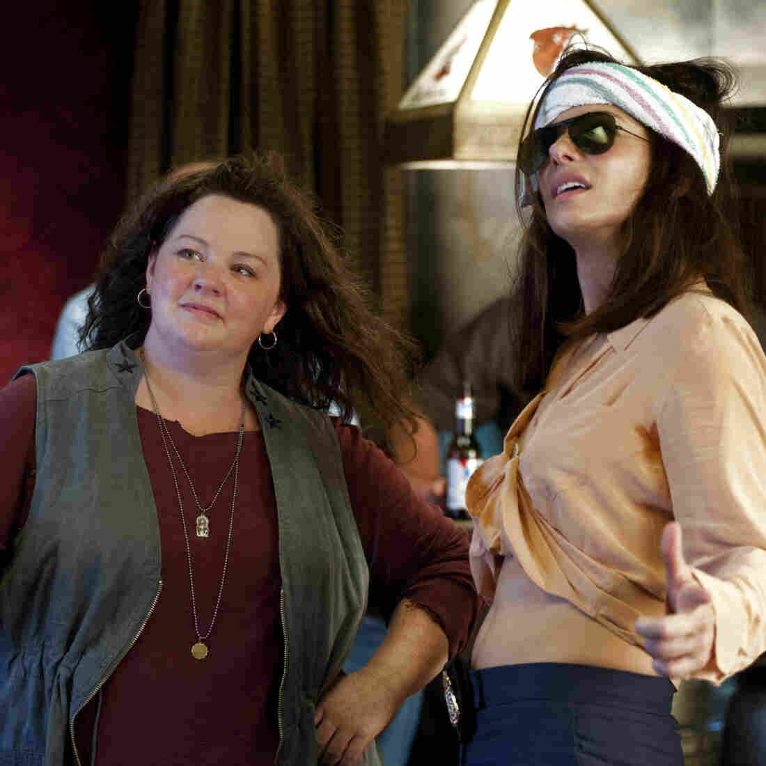From Mannequin To Actor: Geena Davis' 'Ridiculous