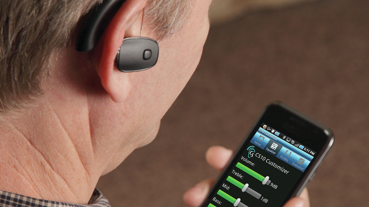 To Make Hearing Aids Affordable, Firm Turns On Bluetooth