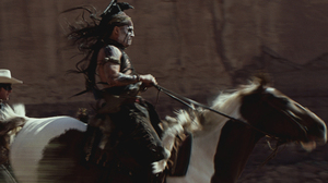 Some critics aren't fans of Disney's Tonto and think that the character is a major setback for the Native American image.