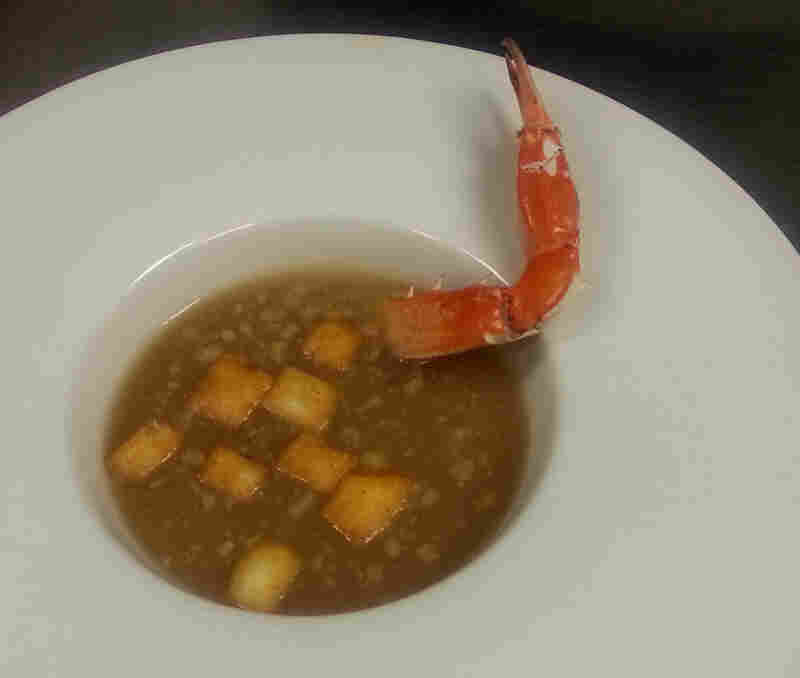 Bill Smith's Crab Stew
