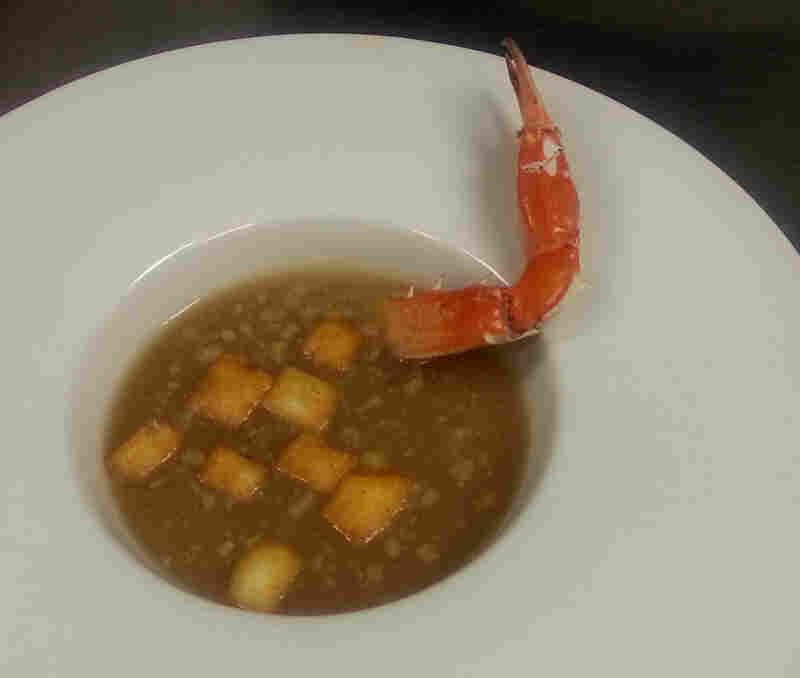 Bill Smith's Crab Stew