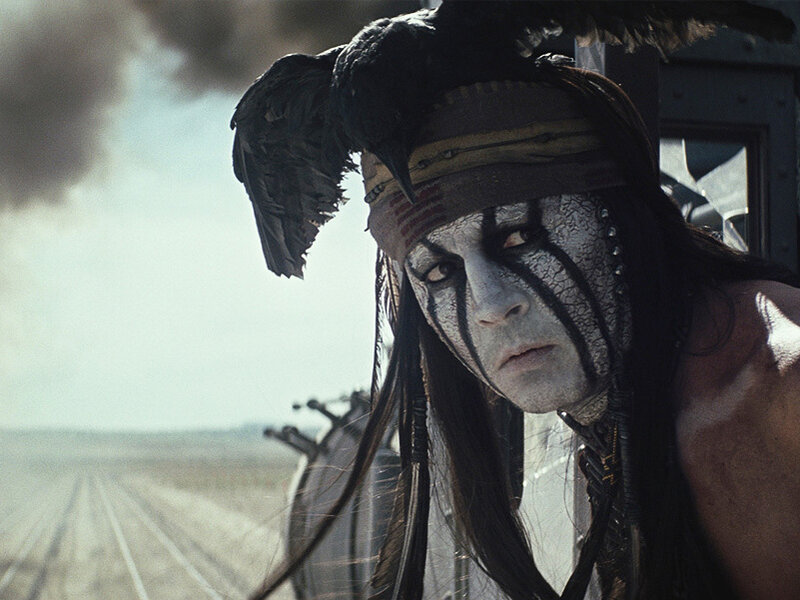 Does Disney S Tonto Reinforce Stereotypes Or Overcome Them Code Switch Npr