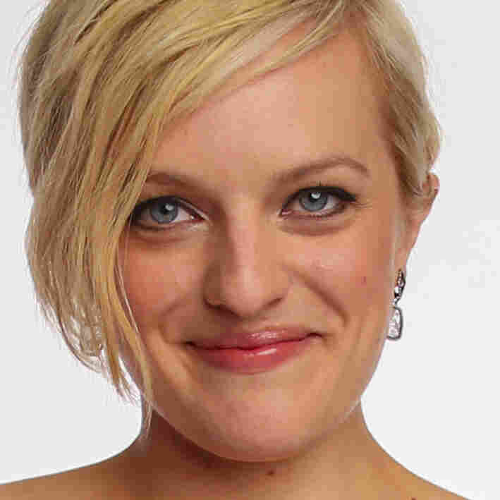 Elisabeth Moss: From Naif To Player On TV's 'Mad Men'
