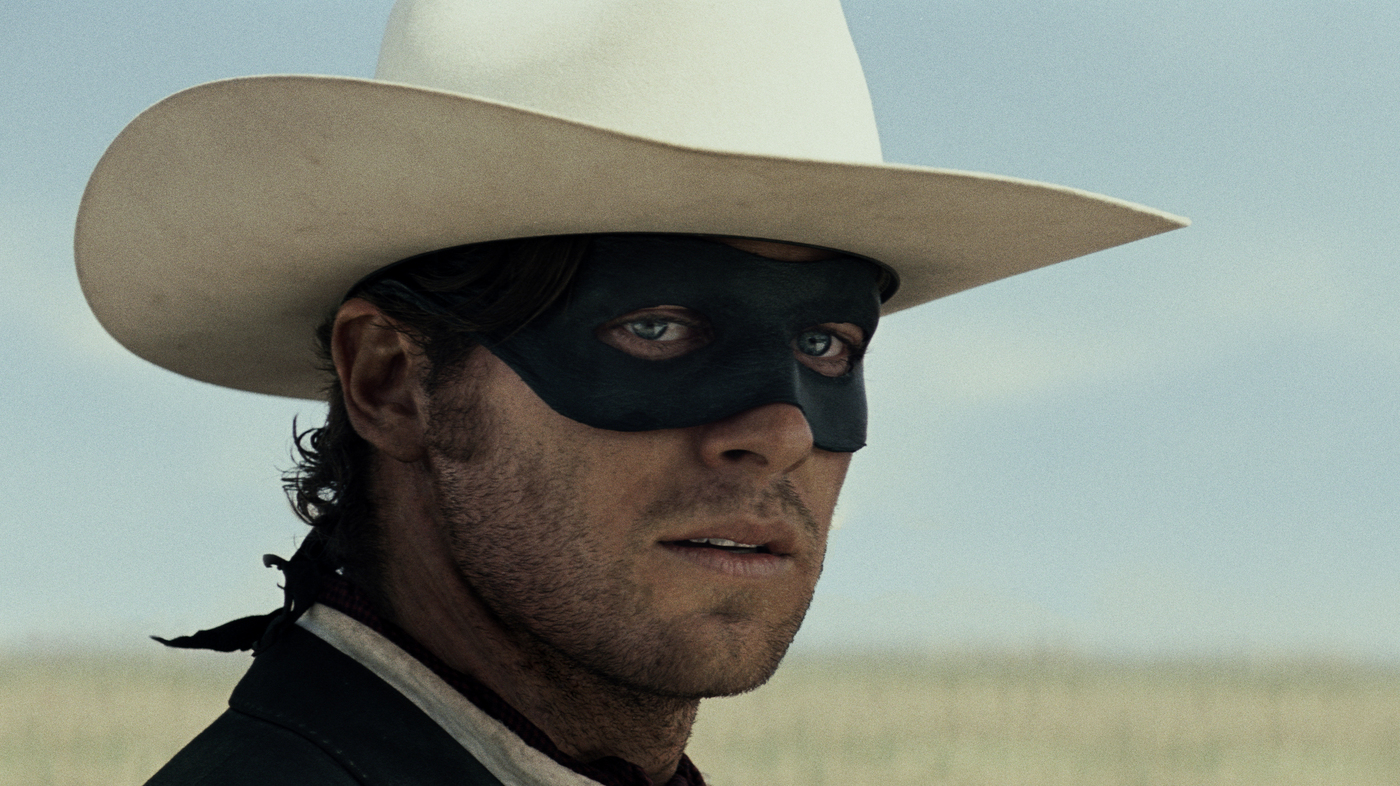 movie review the lone ranger summer fun with