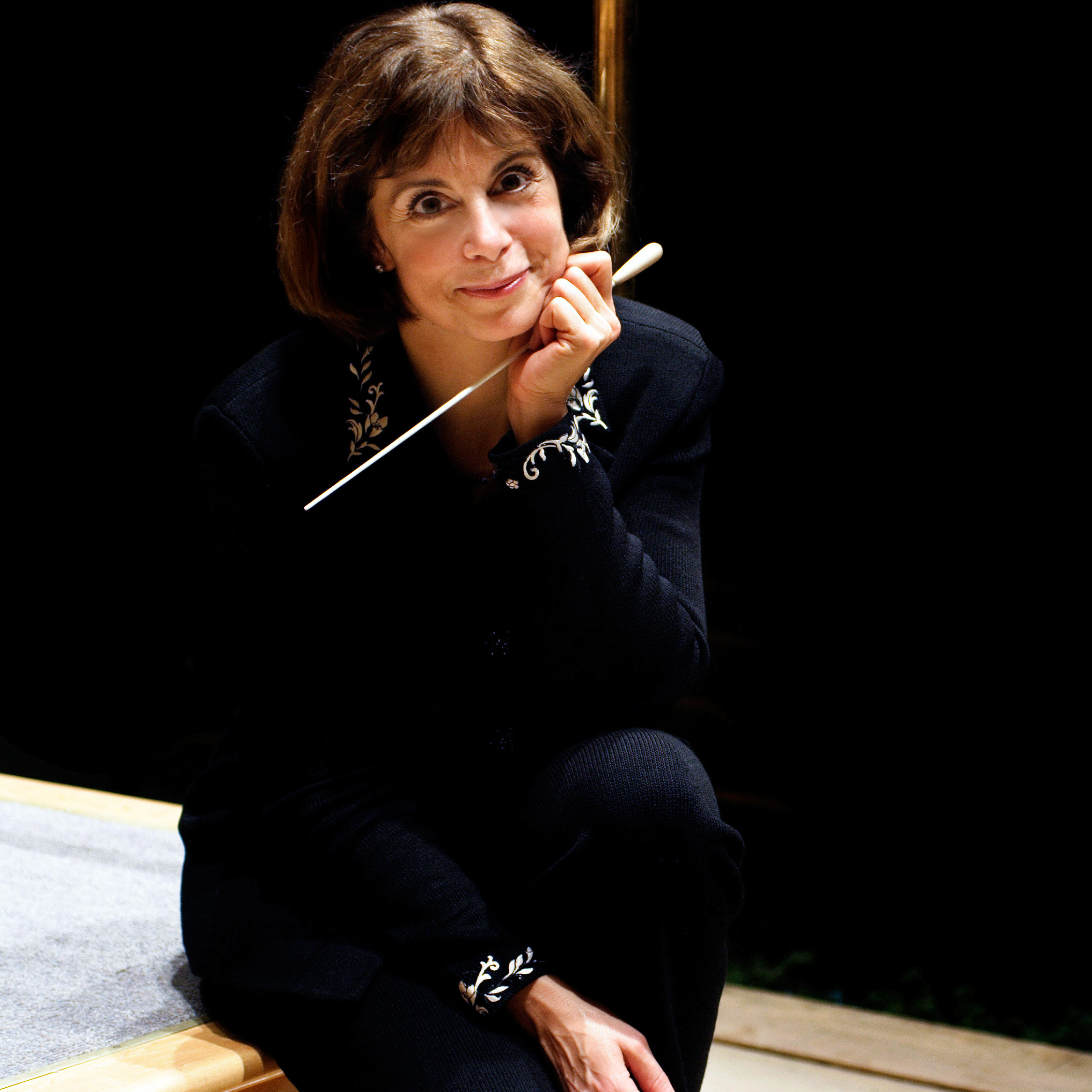 Conductor JoAnn Falletta asks: What makes an American symphony American?