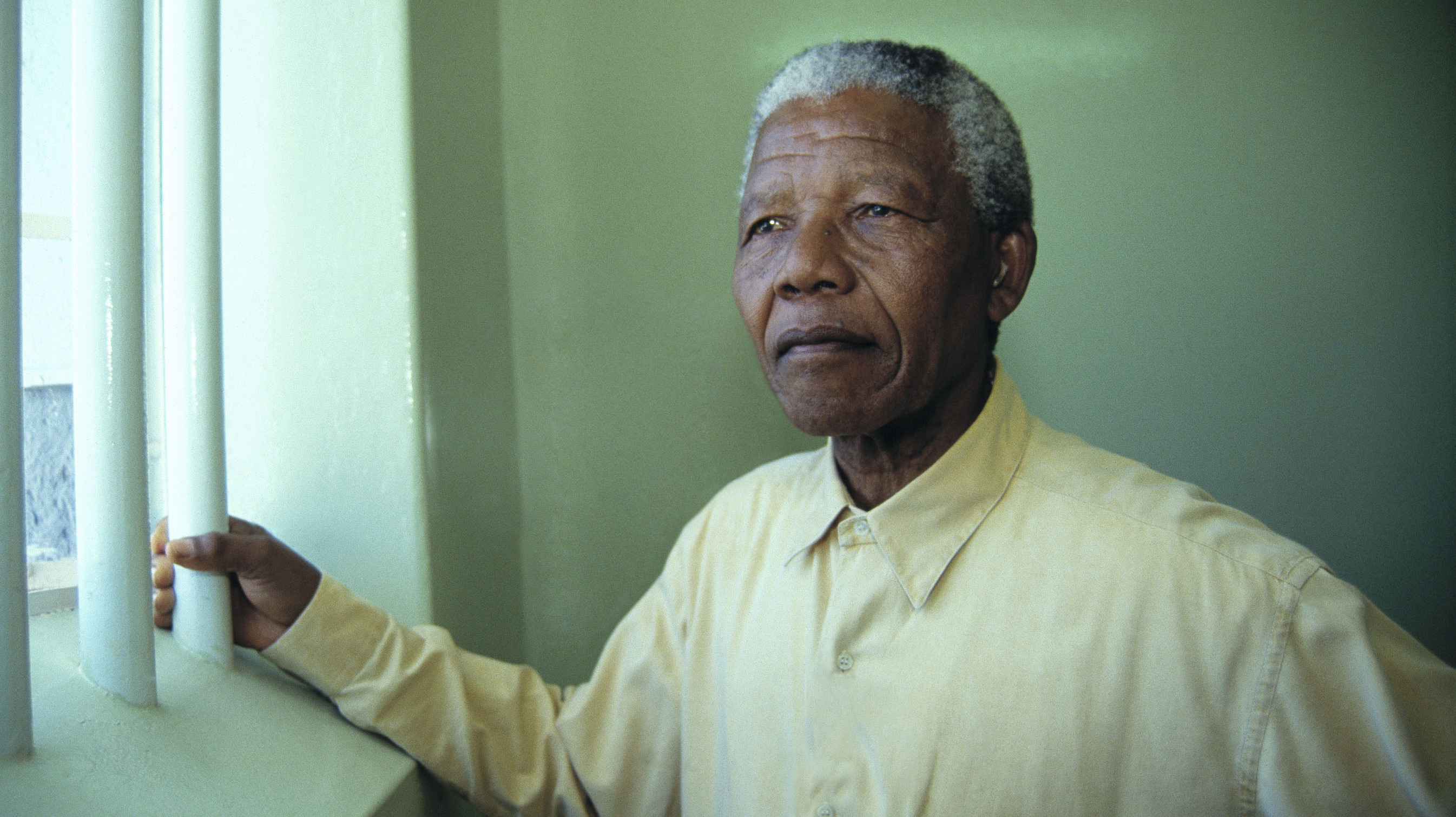 How Did Nelson Mandela Go To Jail