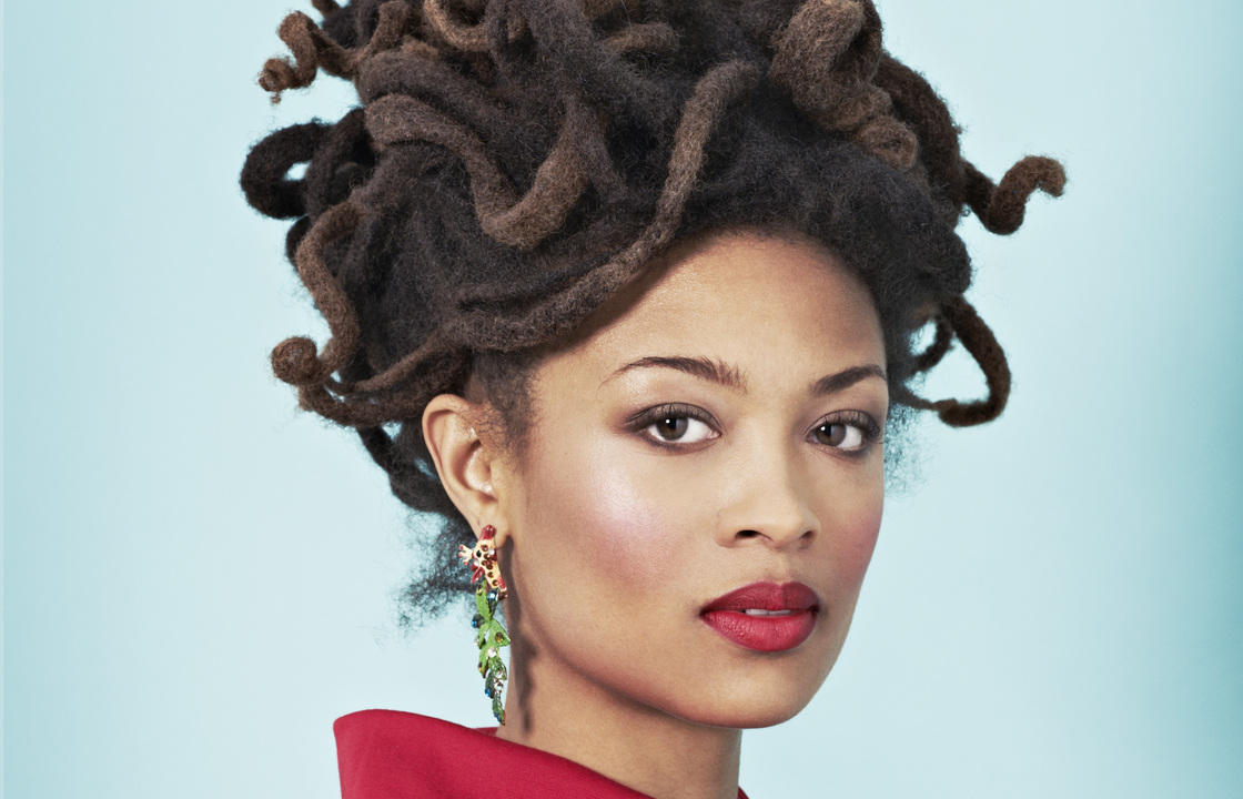 """Download Valerie June's """"Workin' Woman Blues"""" in this month's edition of Heavy Rotation."""