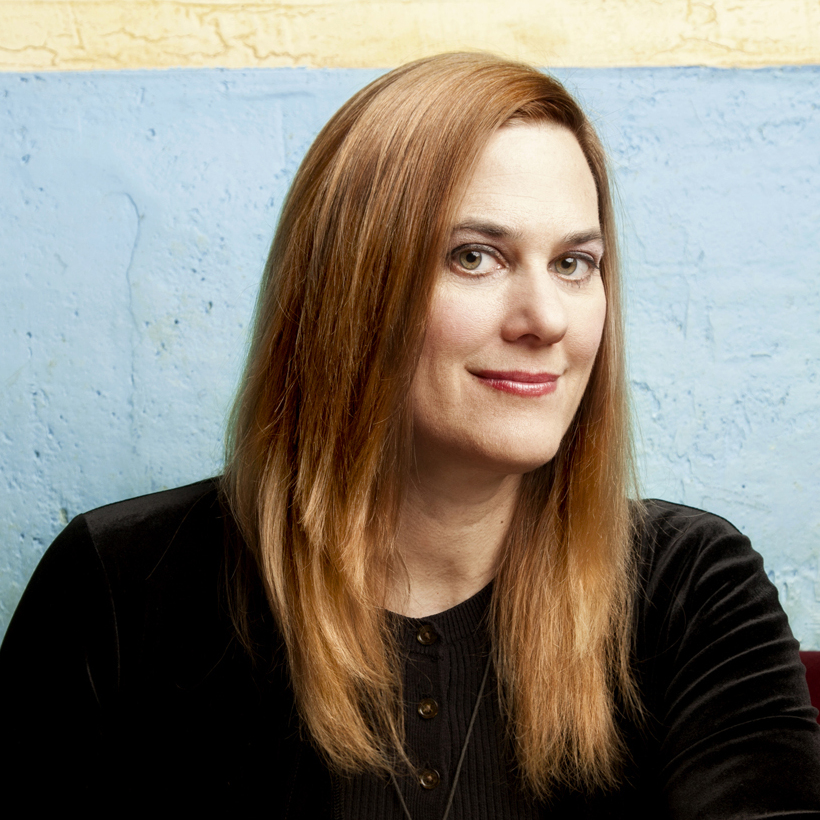 Kate Christensen won the 2008 PEN/Faulkner Award for her novel The Great Man.