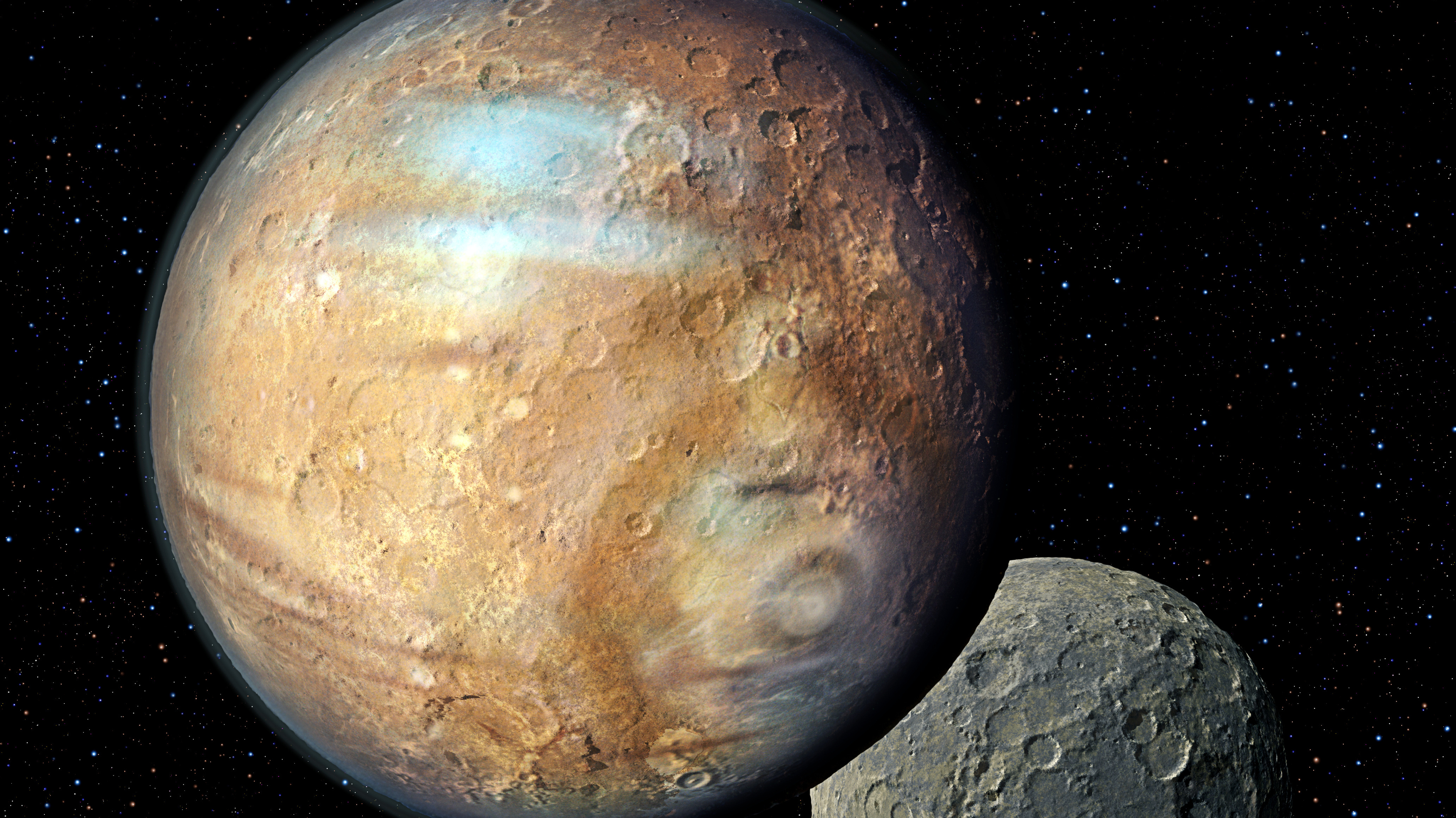 Why You Can't Name New Moons And Planets Anything You Want