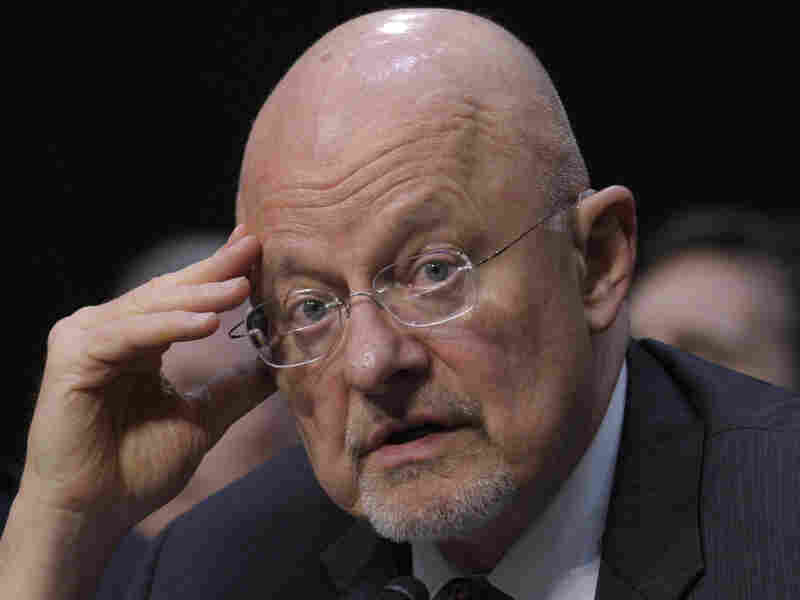 """Dozens of senators have written to Director of National Intelligence James Clapper asking him """"to publicly provide information about the duration and scope"""" of the data-collection program."""