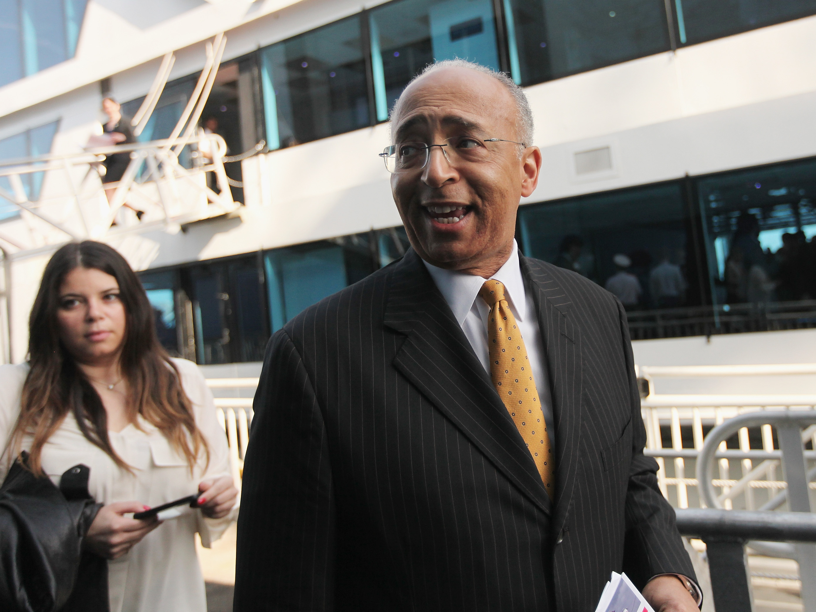 Big Personalities Are Front And Center In NYC Mayoral Race