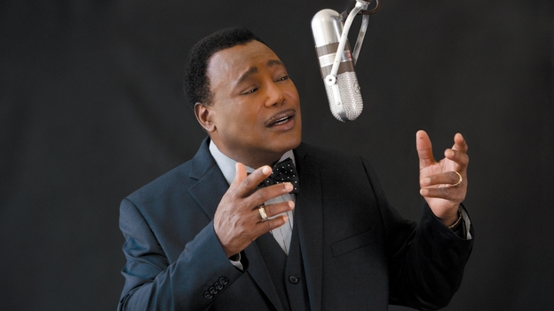 George Benson's latest album, Inspiration: A Tribute to Nat King Cole, is a tribute to his hero. (Courtesy of the artist)