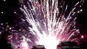 VIDEO: California Fireworks Mishap Injures Dozens