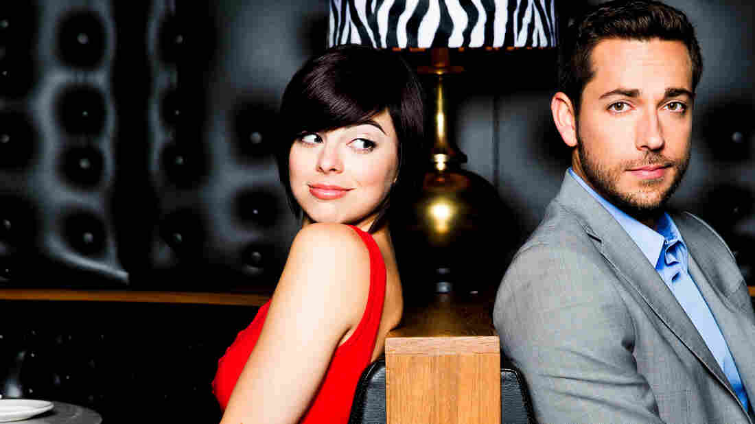 Krysta Rodriguez played Ana Vargas in the recently canceled backstage-on-Broadway TV series Smash, and Zachary Levi earned a fervent following in the title role of NBC's Chuck. Both performers have backgrounds in the theater, and they'll be together on Broadway this summer in the premiere of the musical comedy First Date.
